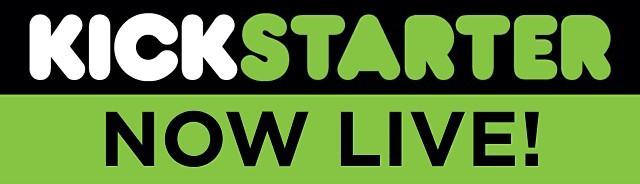 Kickstarter now live