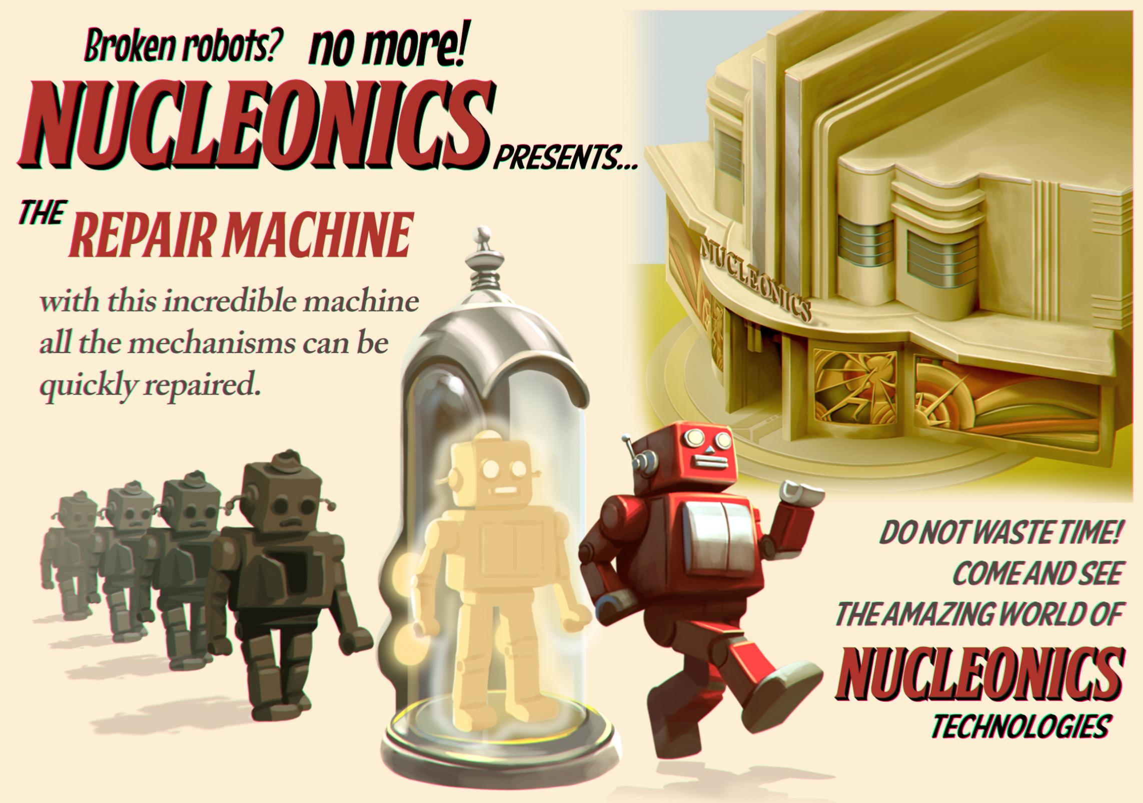nucleonics ads