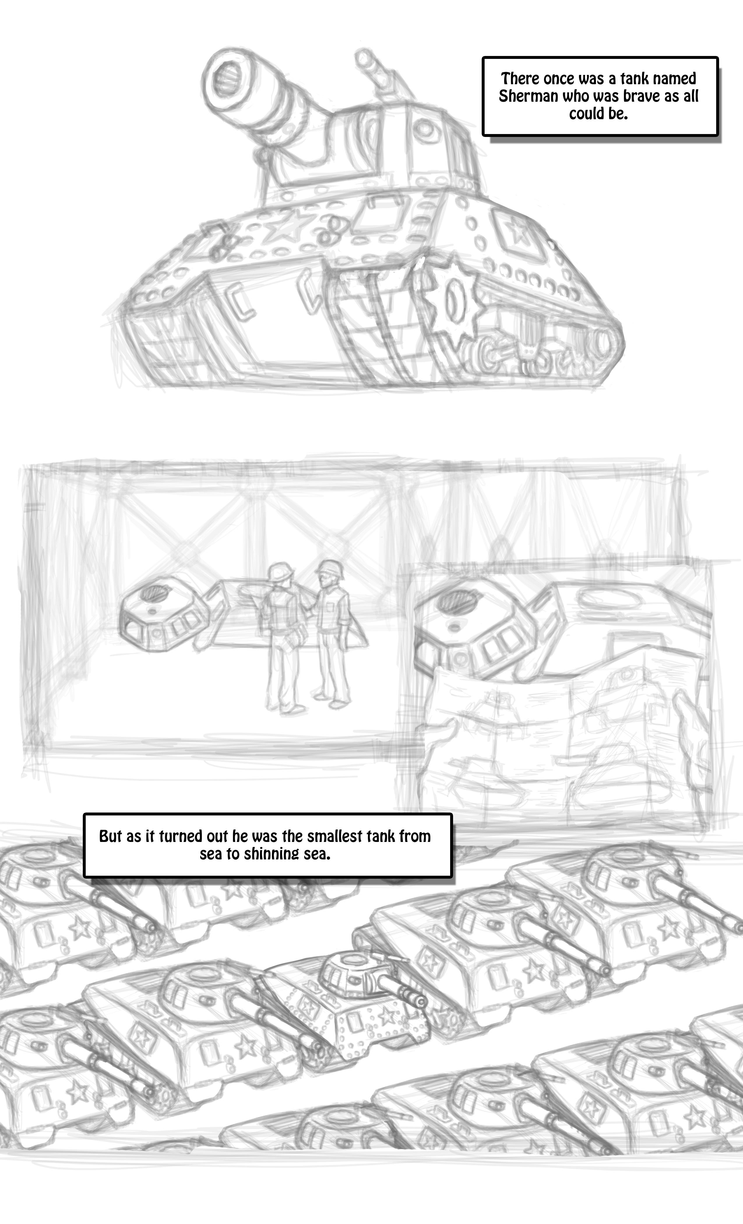 Sherman Origin page01
