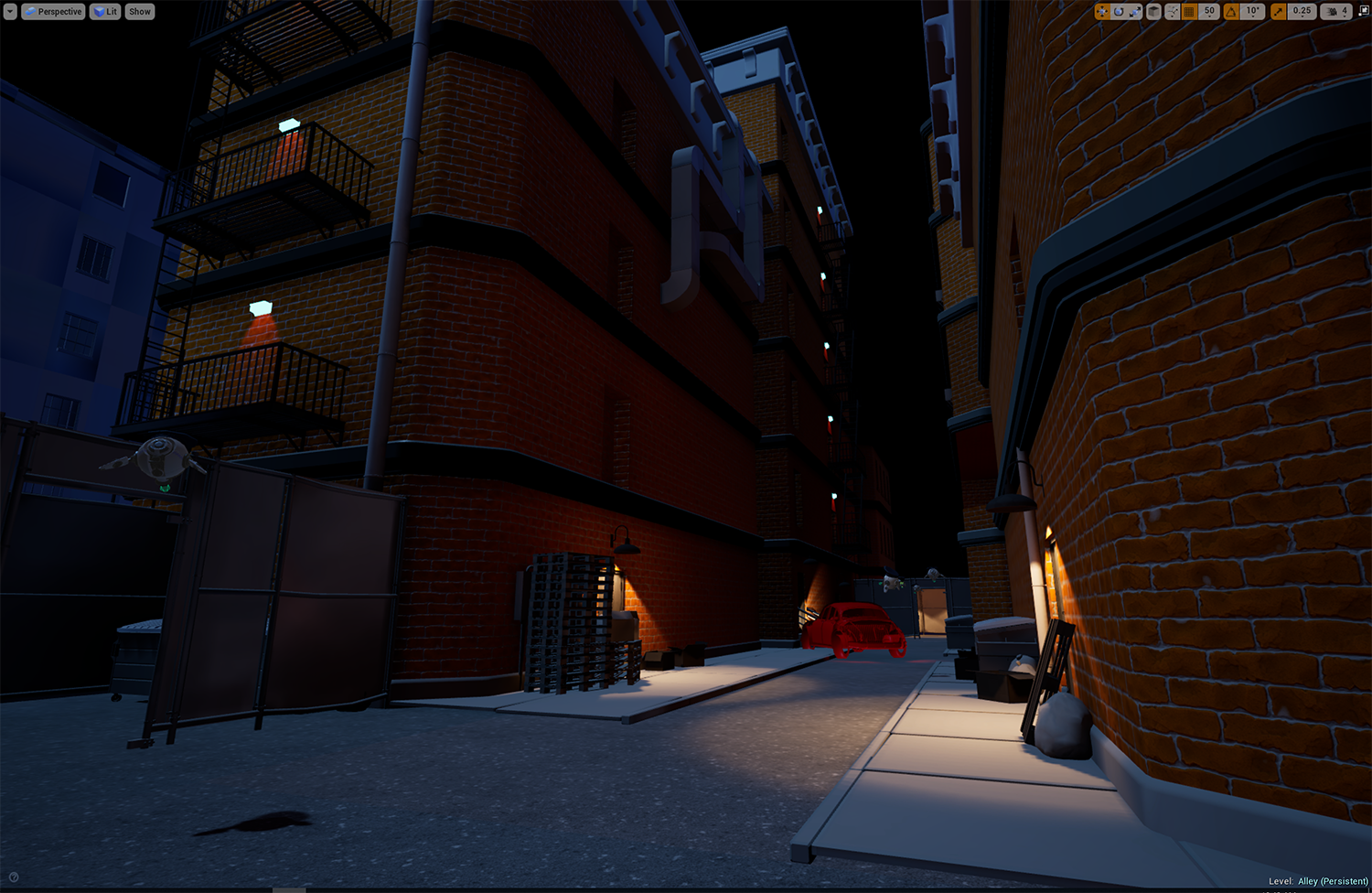 Alley wip 01