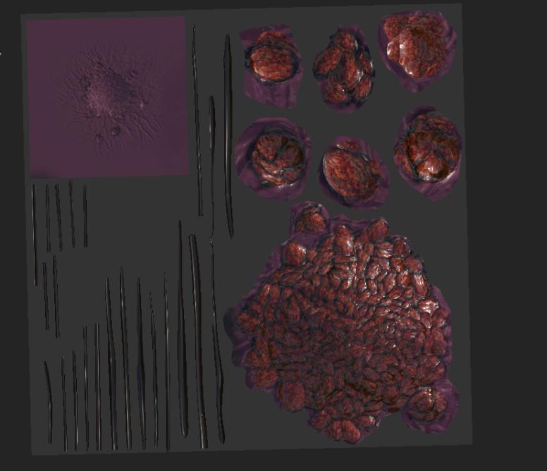 Textured Sample 3