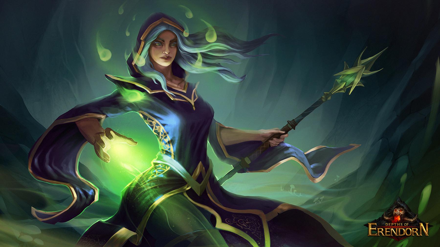 dark sorcerer lady smalllogo