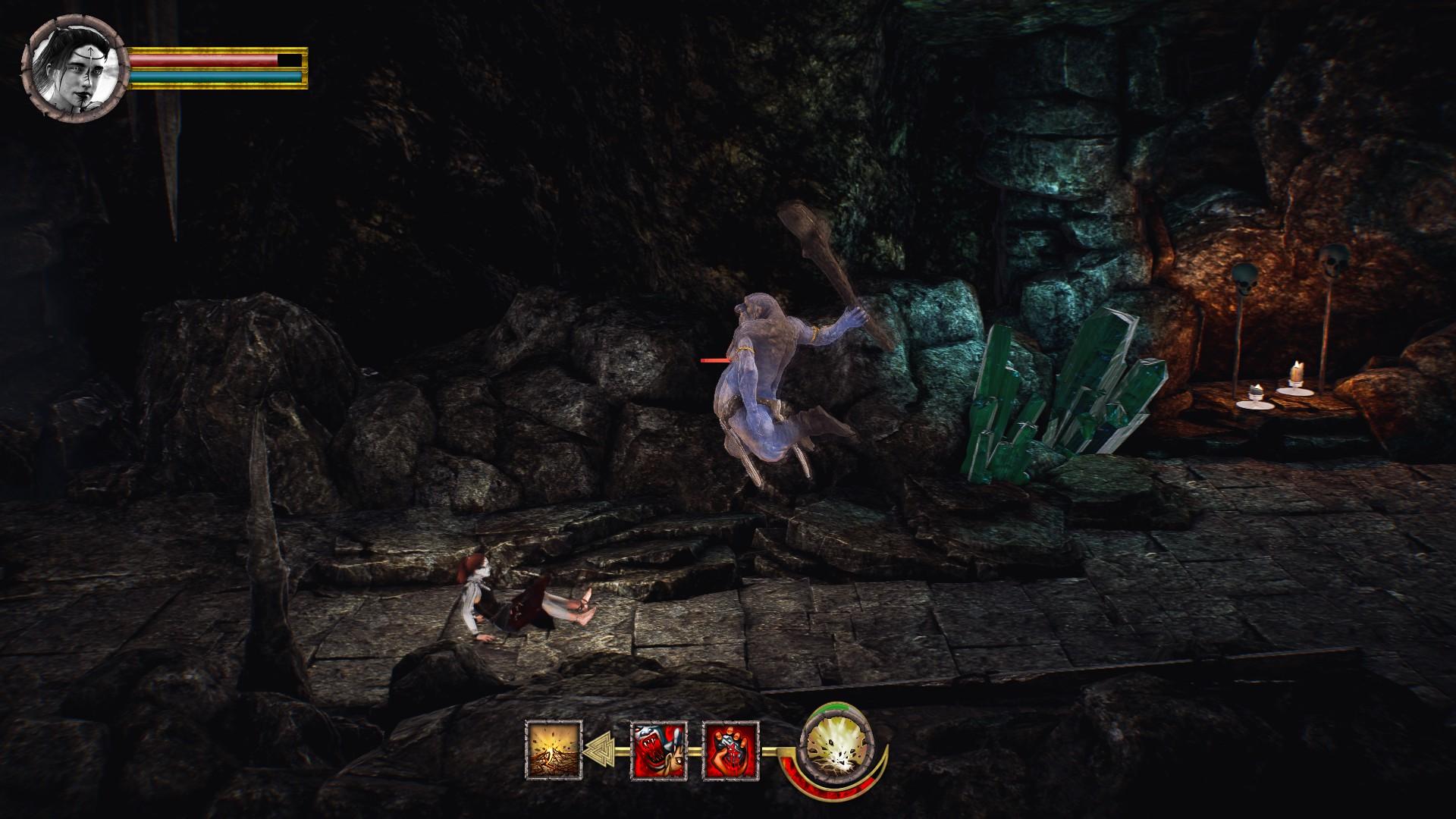 Berserker in game screenshot 01