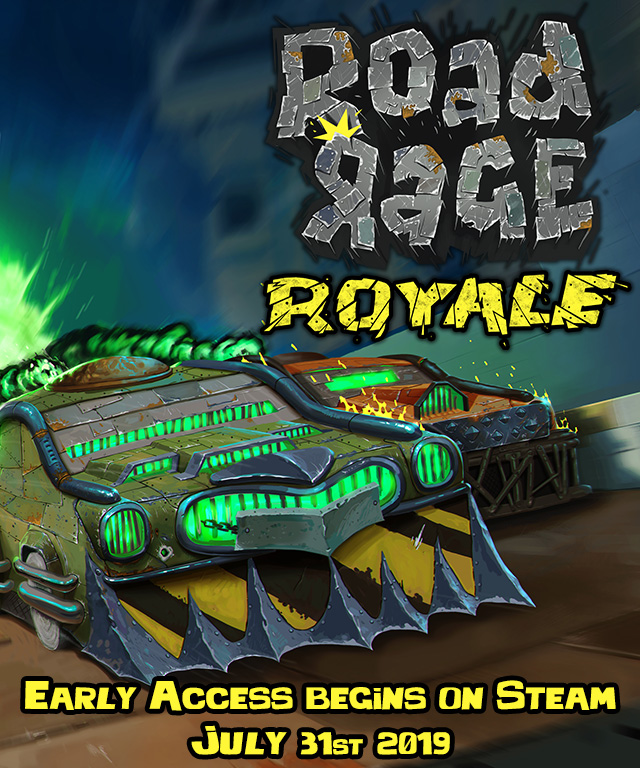 RoadRageRoyale EarlyAccess