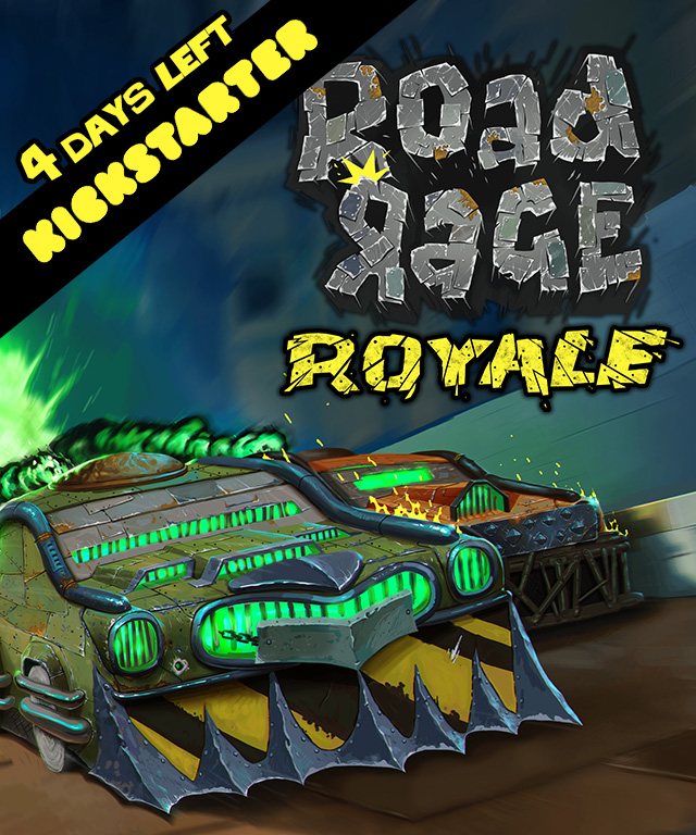 RoadRageRoyale 4 days left