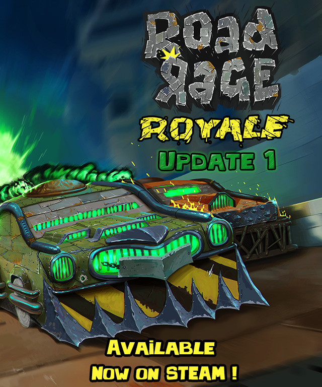 Road Rage Royale Update1 Available