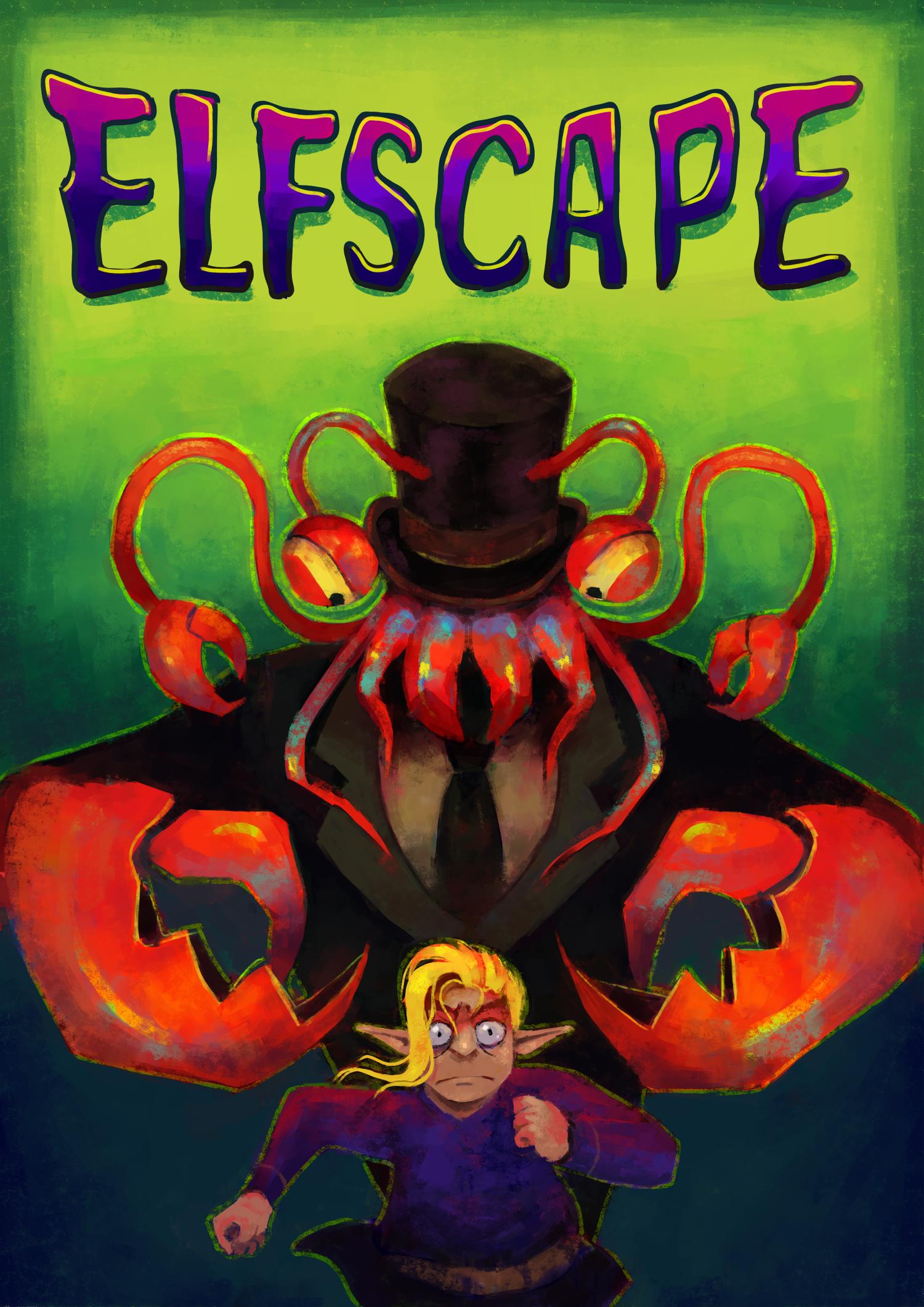Elfscape poster