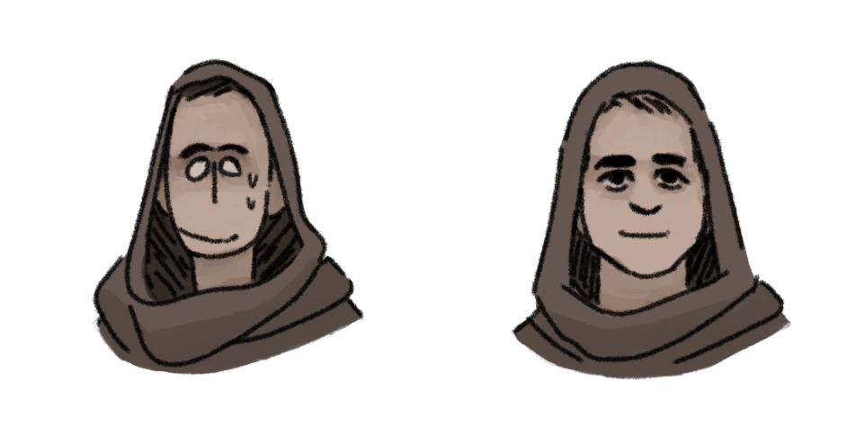 Kika (2D artist), Andrej (level design)