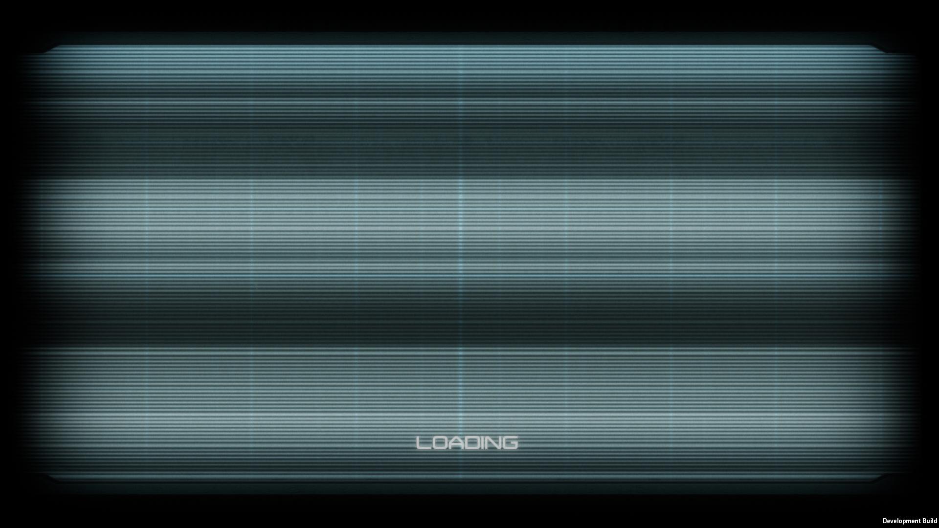 A screenshot of the loading screen