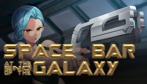 Space Bar at the End of the Galaxy box art