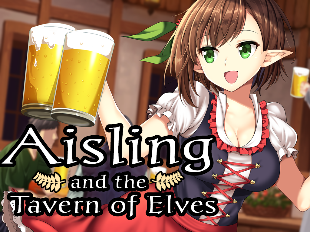 Aisling and the Tavern of Elves Cover Art