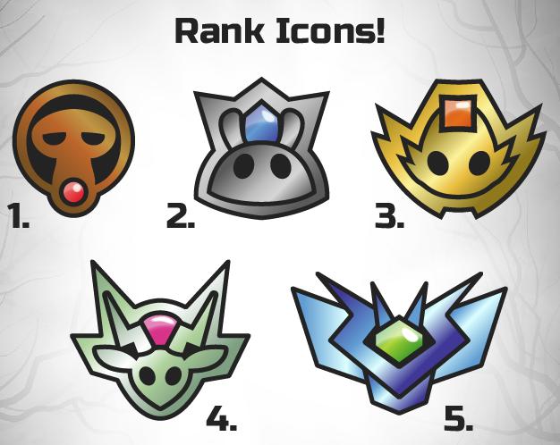 Rank Emblems