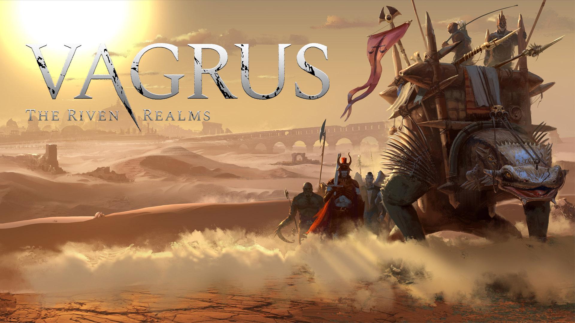 Vagrus title image