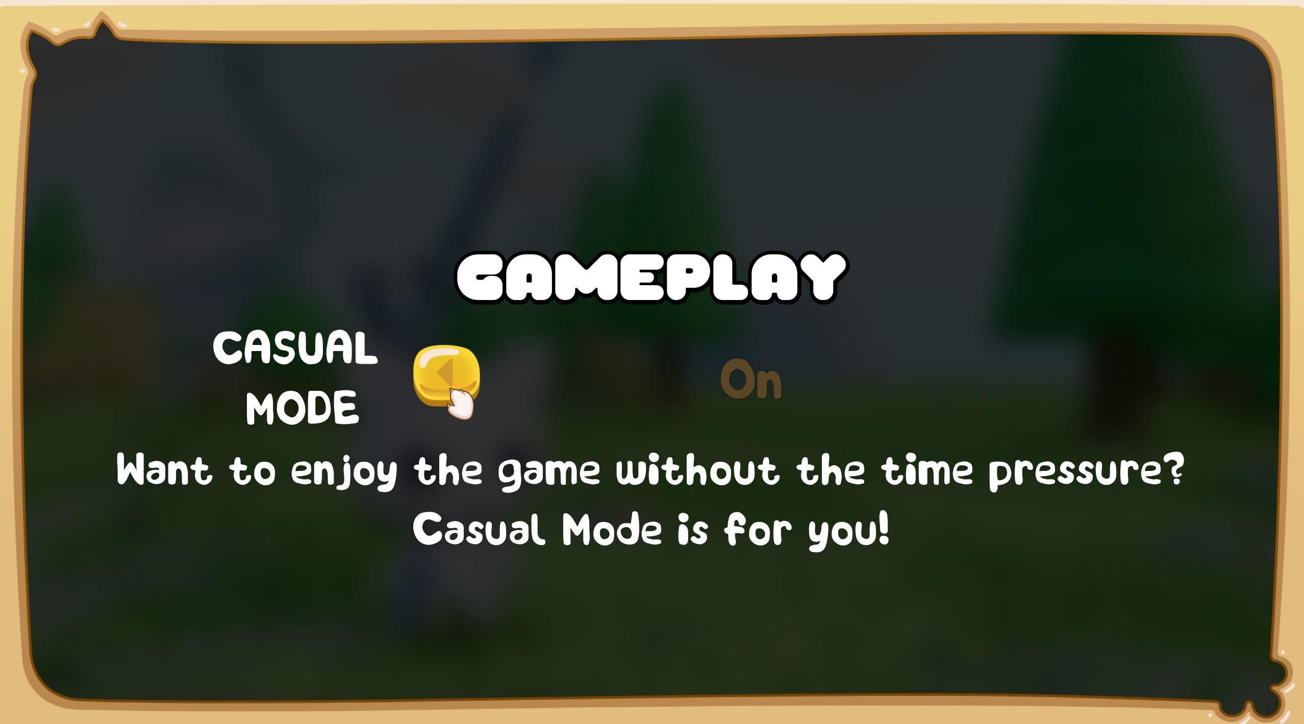 CasualModeScreen