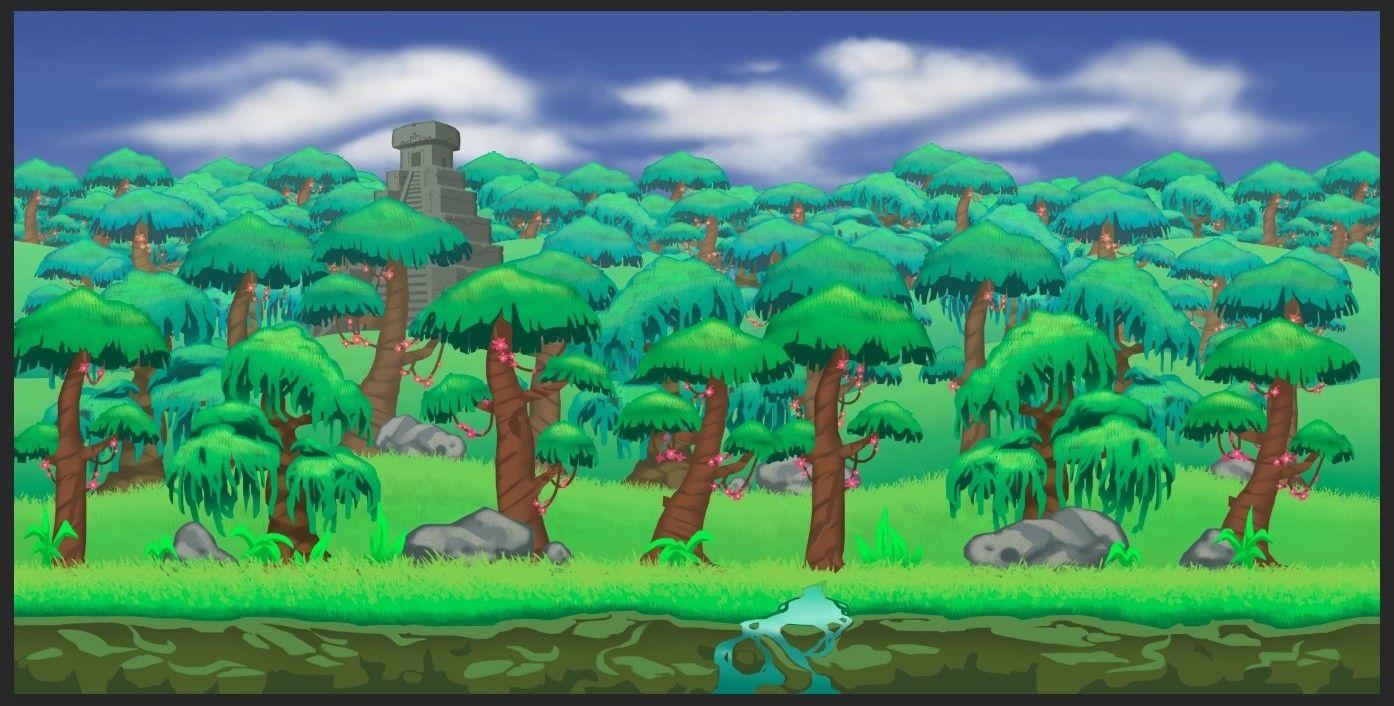 JungleParallaxFirstPass