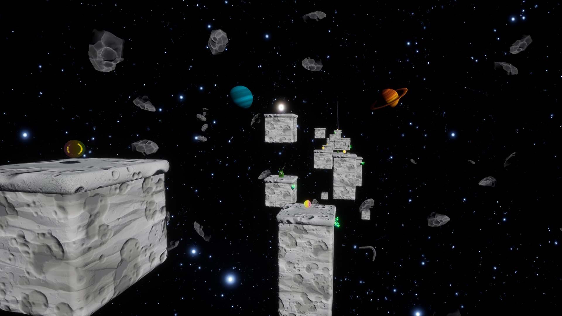 Spaceylands