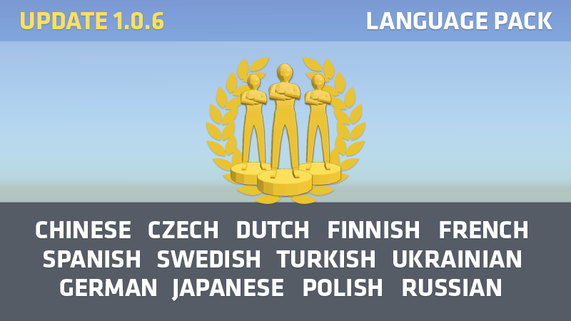 offroad mania languages