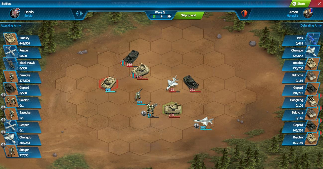 Battle Land