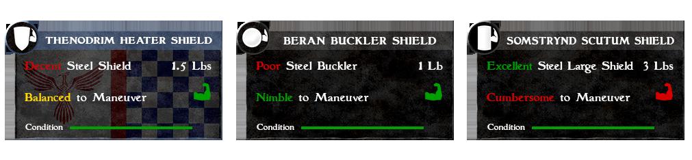 ItemAttribute Shields 1