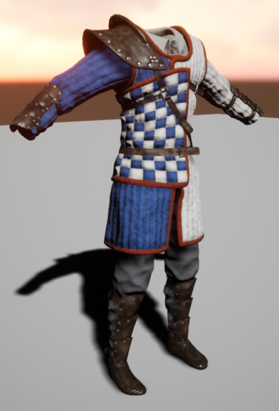 Thenodar Armor