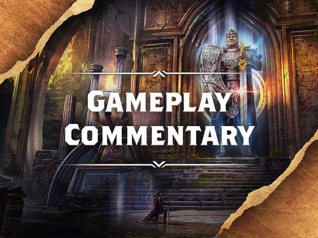 Alaloth - Gameplay Commentary
