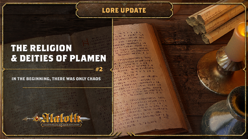 Alaloth - Lore Update #2