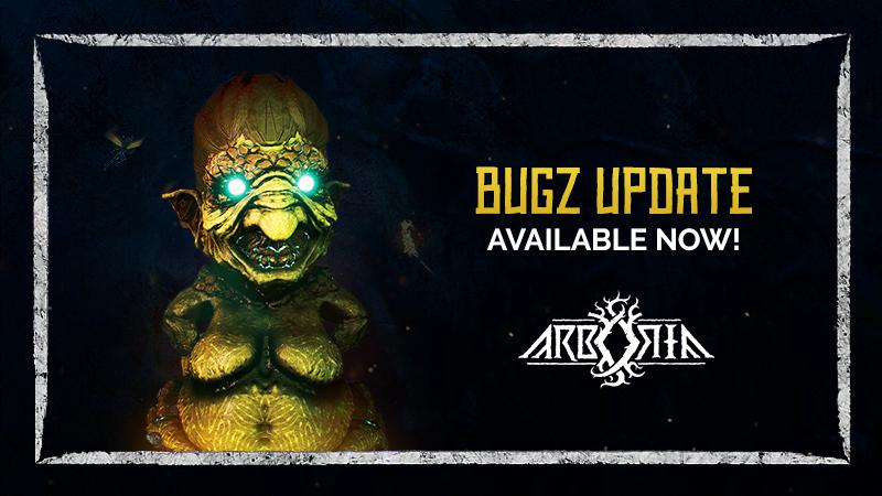 Arboria - Bugz Update