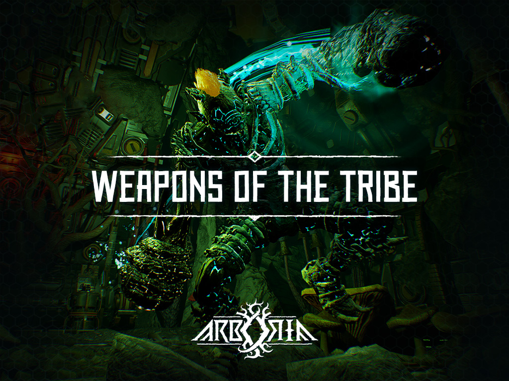 Arboria - Weapons of the tribe