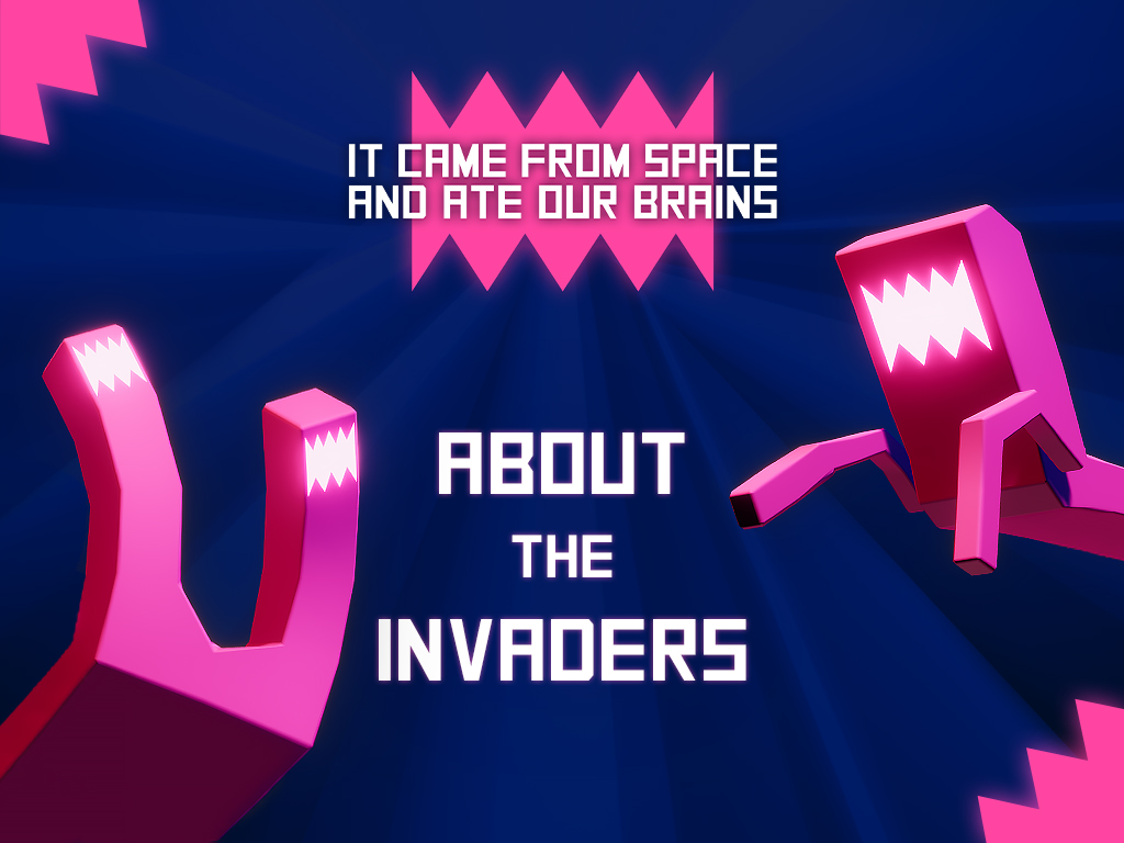 About the invaders