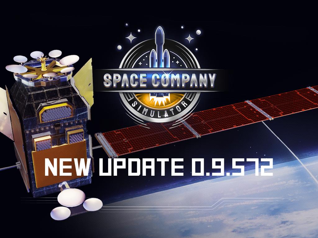 Space Company Simulator - New Update 0.9.572