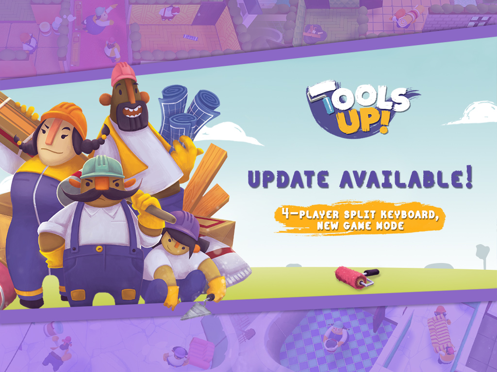 Tools Up! - Update 1.1.1