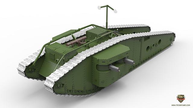 Mark V 1