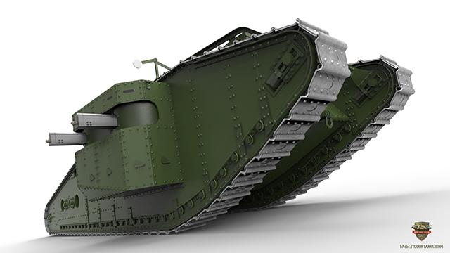 Mark V 3