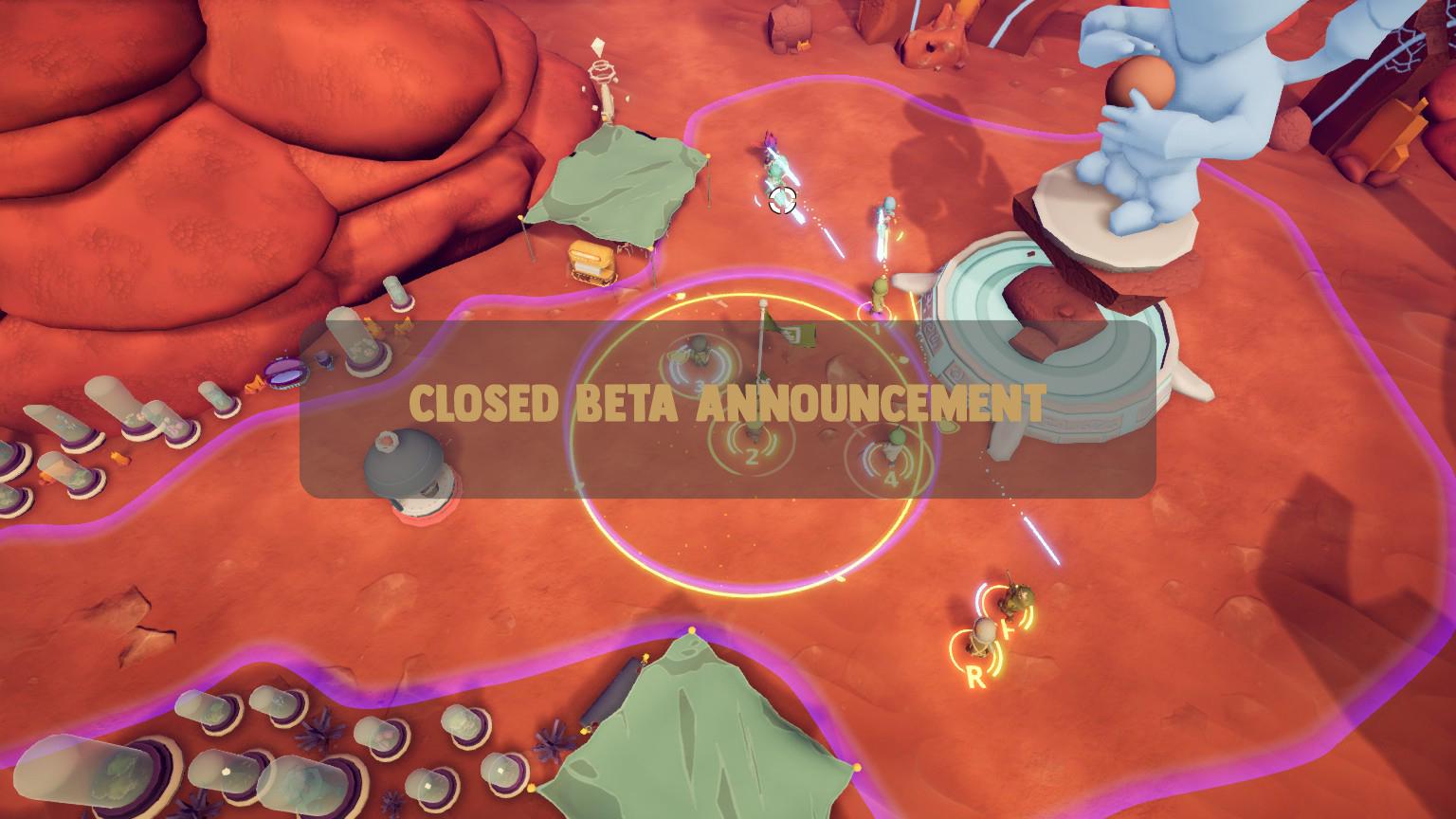 Closed Beta Announcement