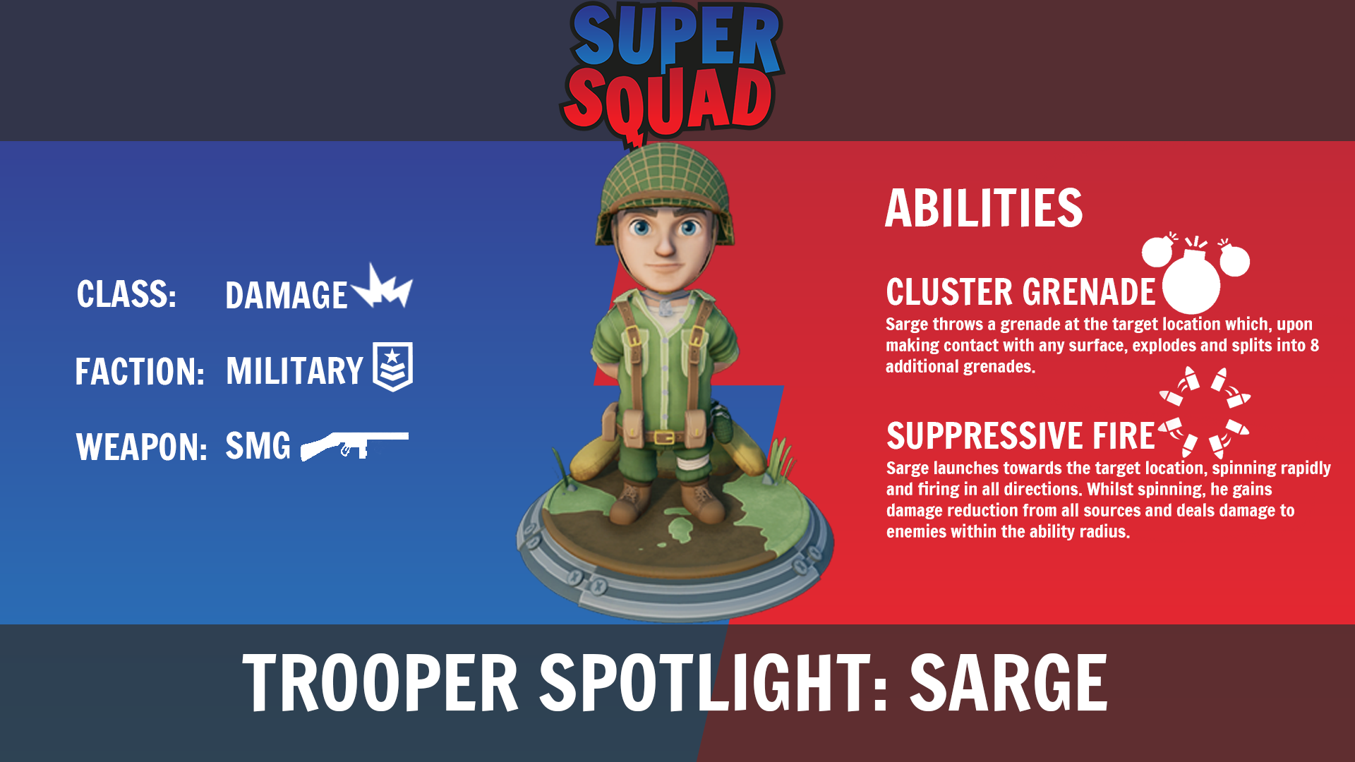 Sarge Info