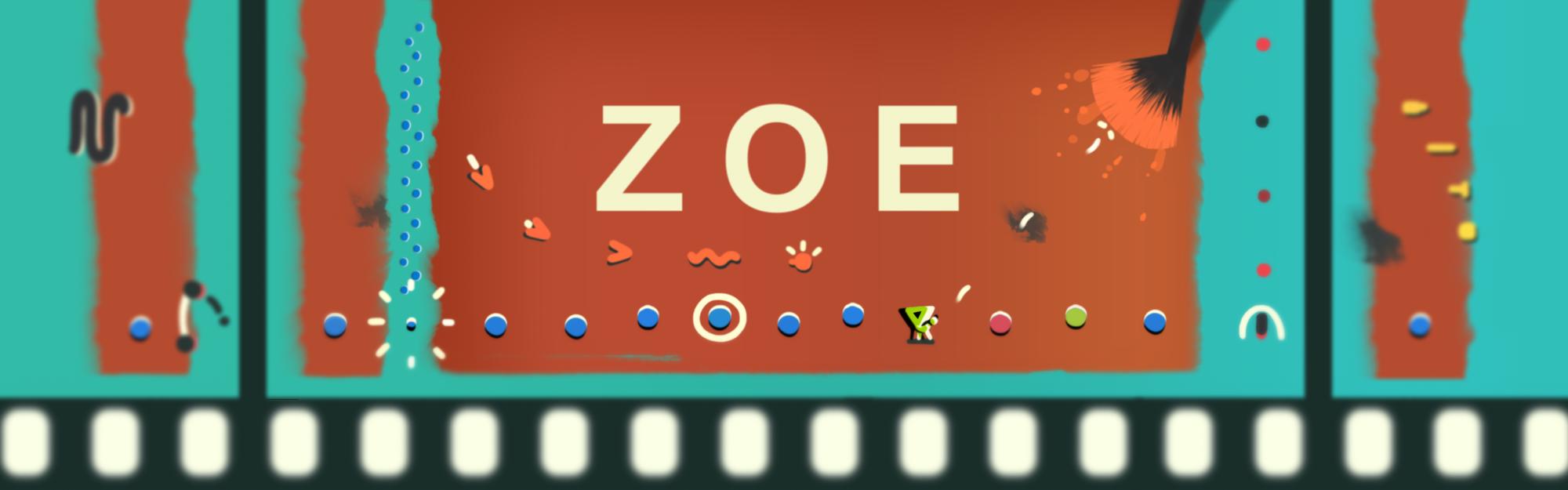 ZOE Banner