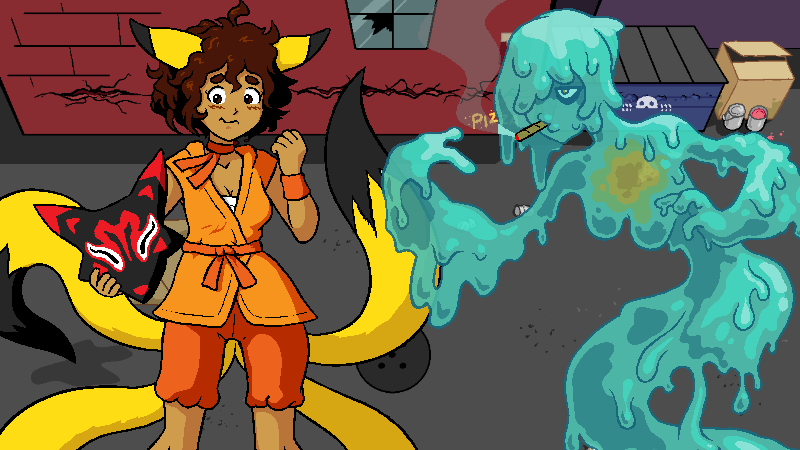 Febuary Update Characters