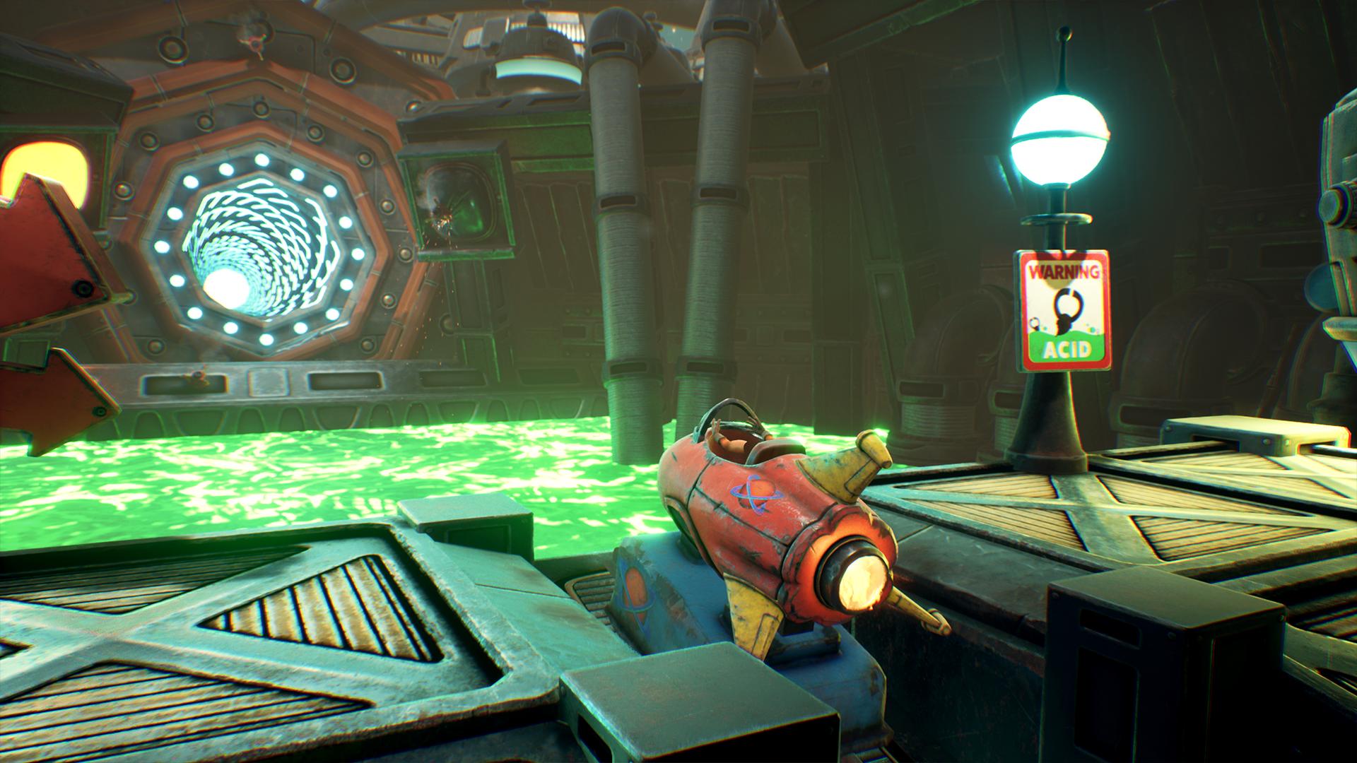 Screenshot BearsInSpace3