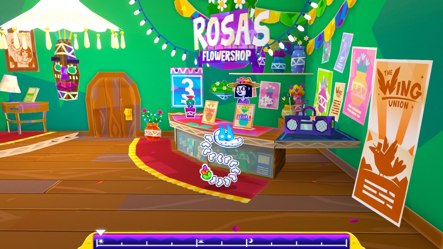 Kulebra at Flower Shop