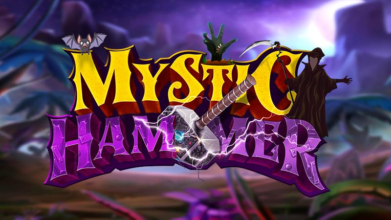 Mystic Hammer Official Game Logo