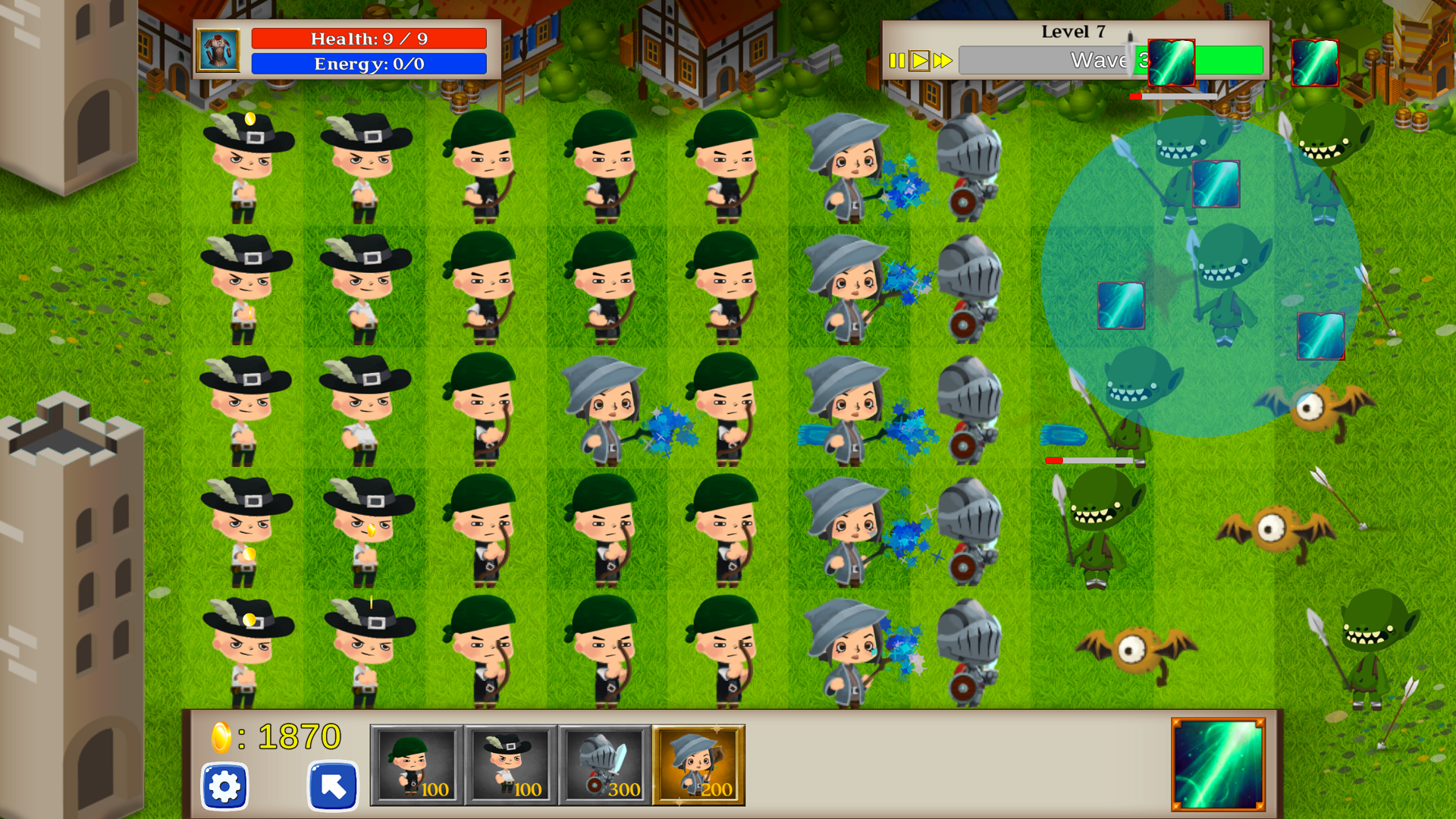 small ss mystic hammer screensho