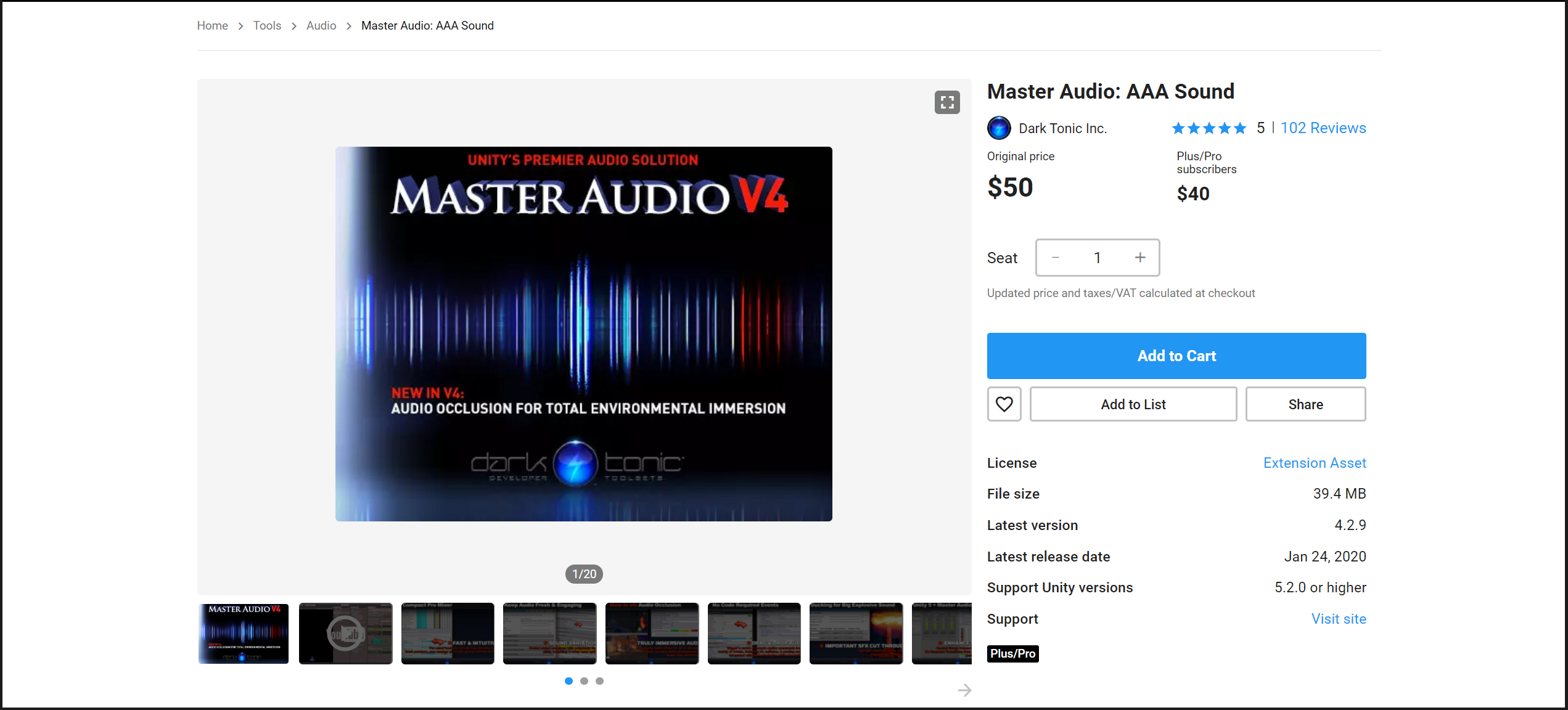 Buster Ranger Master Audio Blog