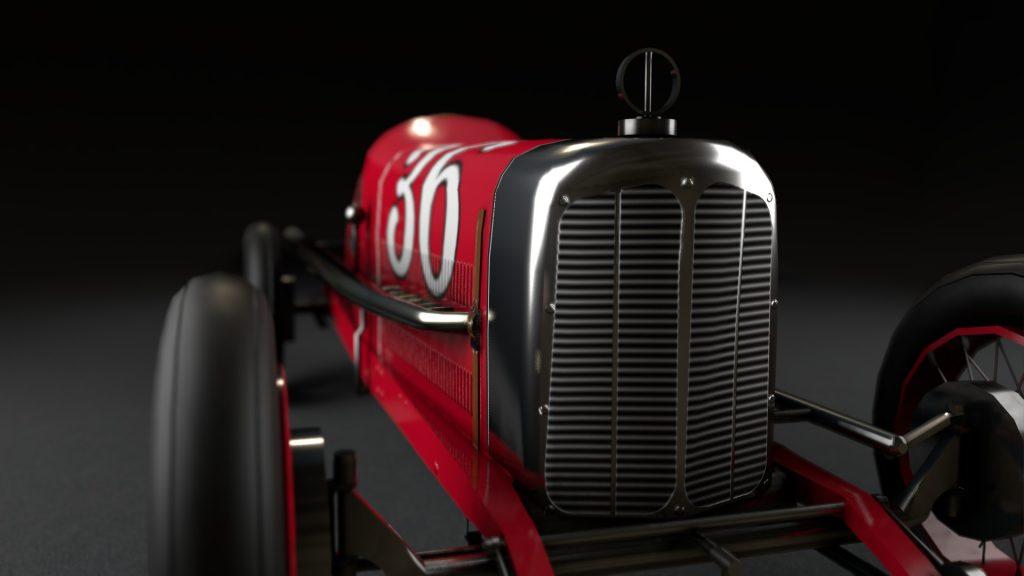 Miller Racing Car