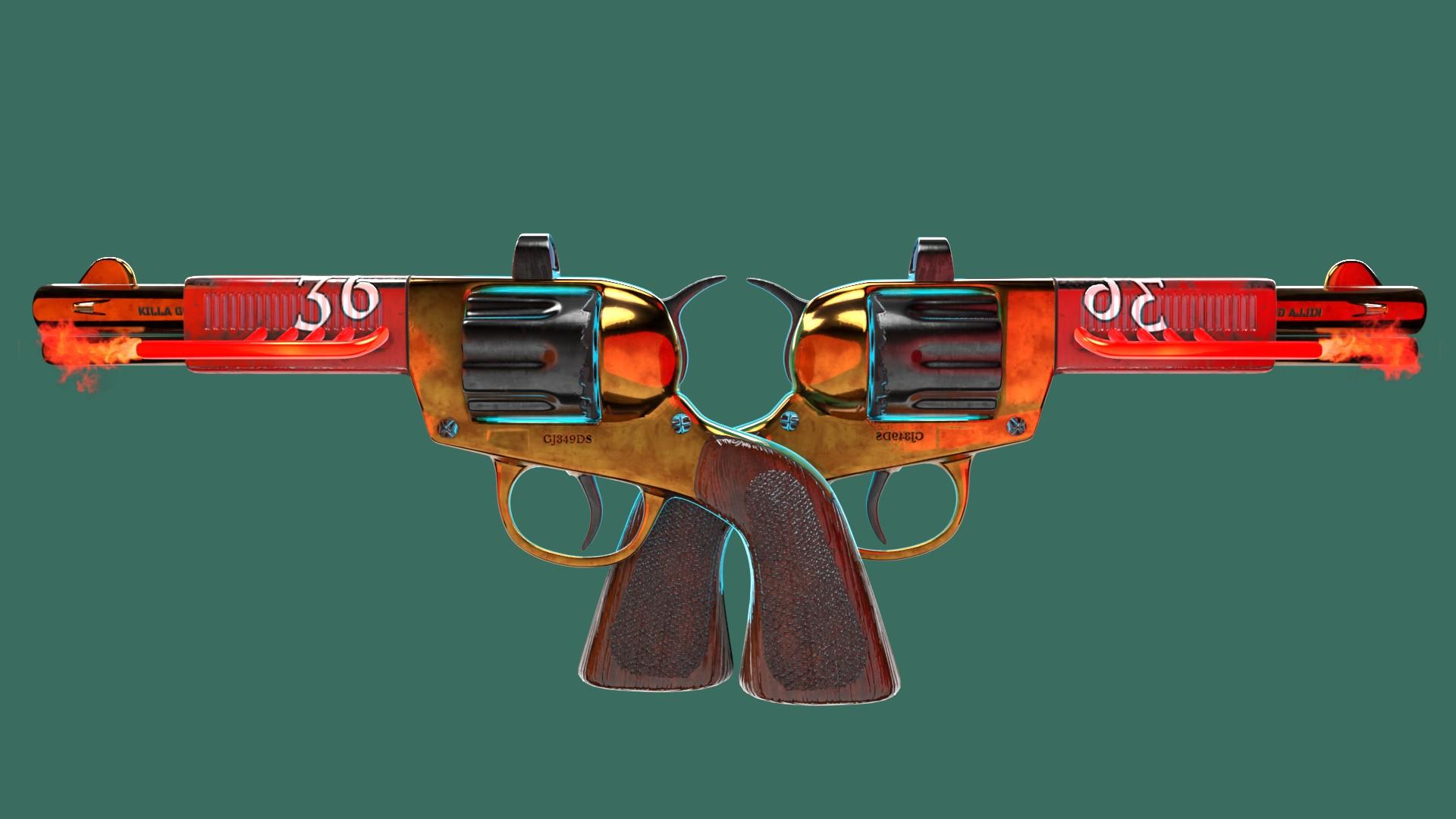 Revolverstein 1
