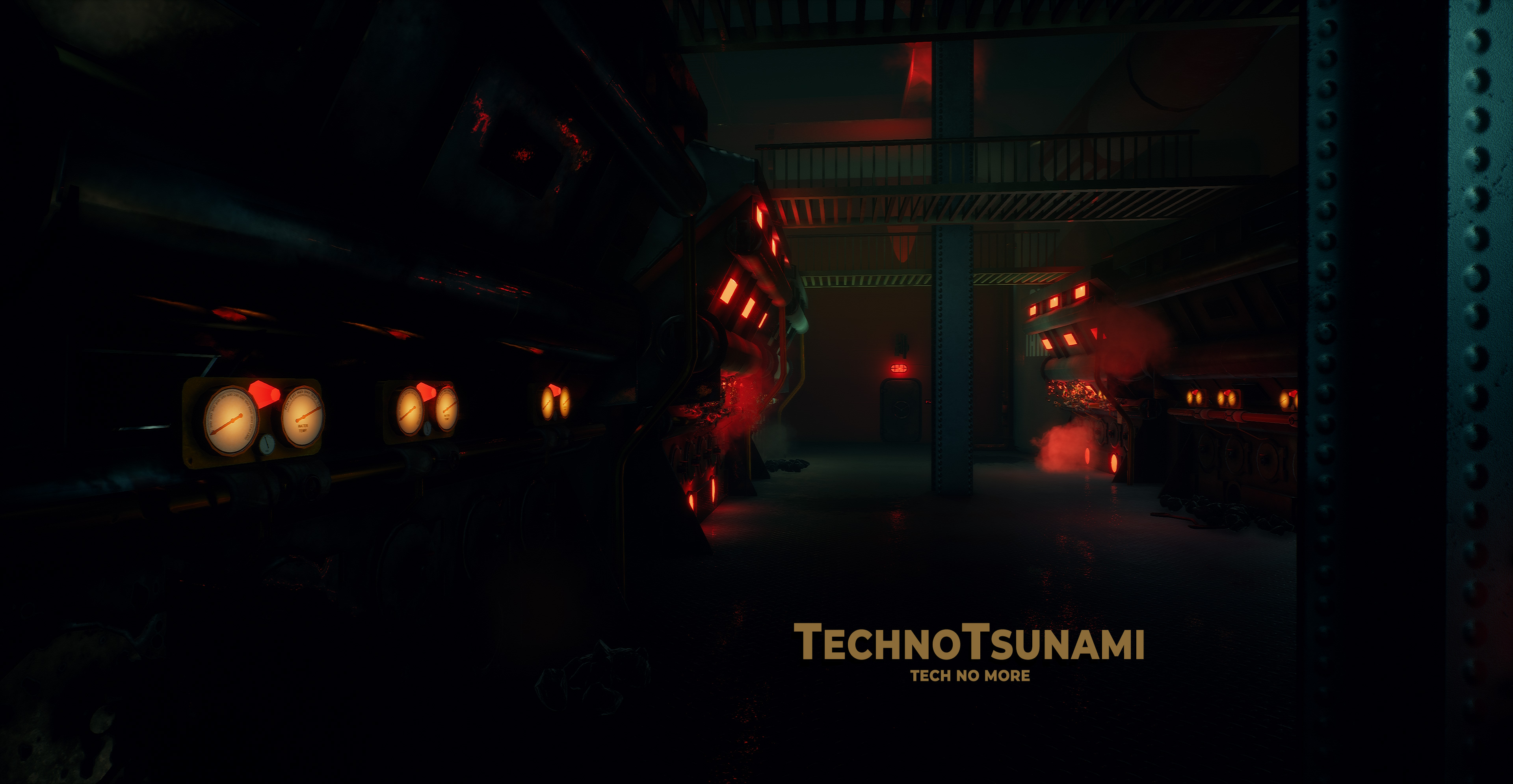 TechnoTsunami Boiler Room