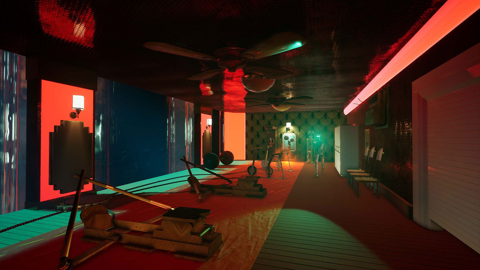 TechnoTsunami Gym