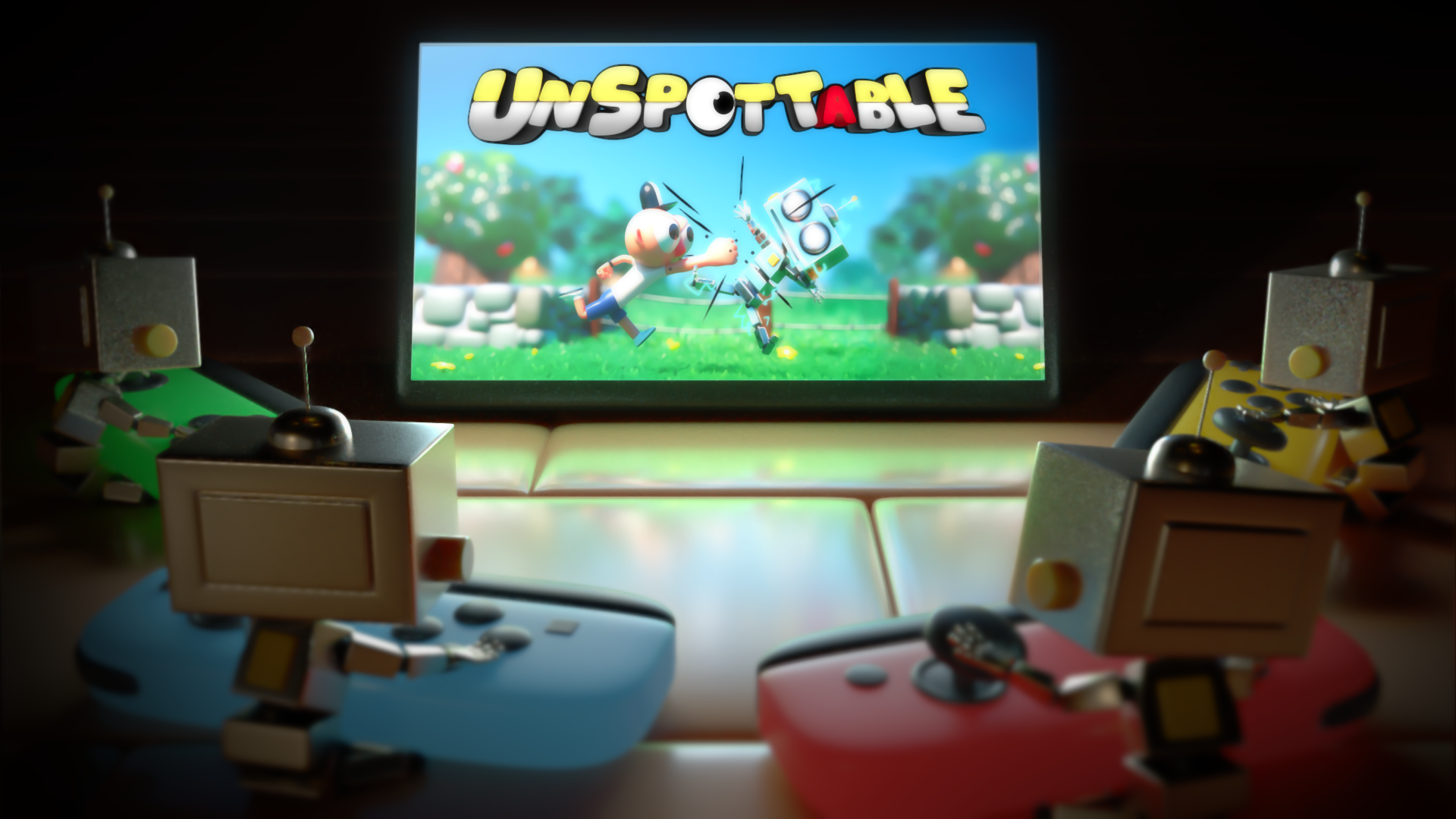 switch unspot