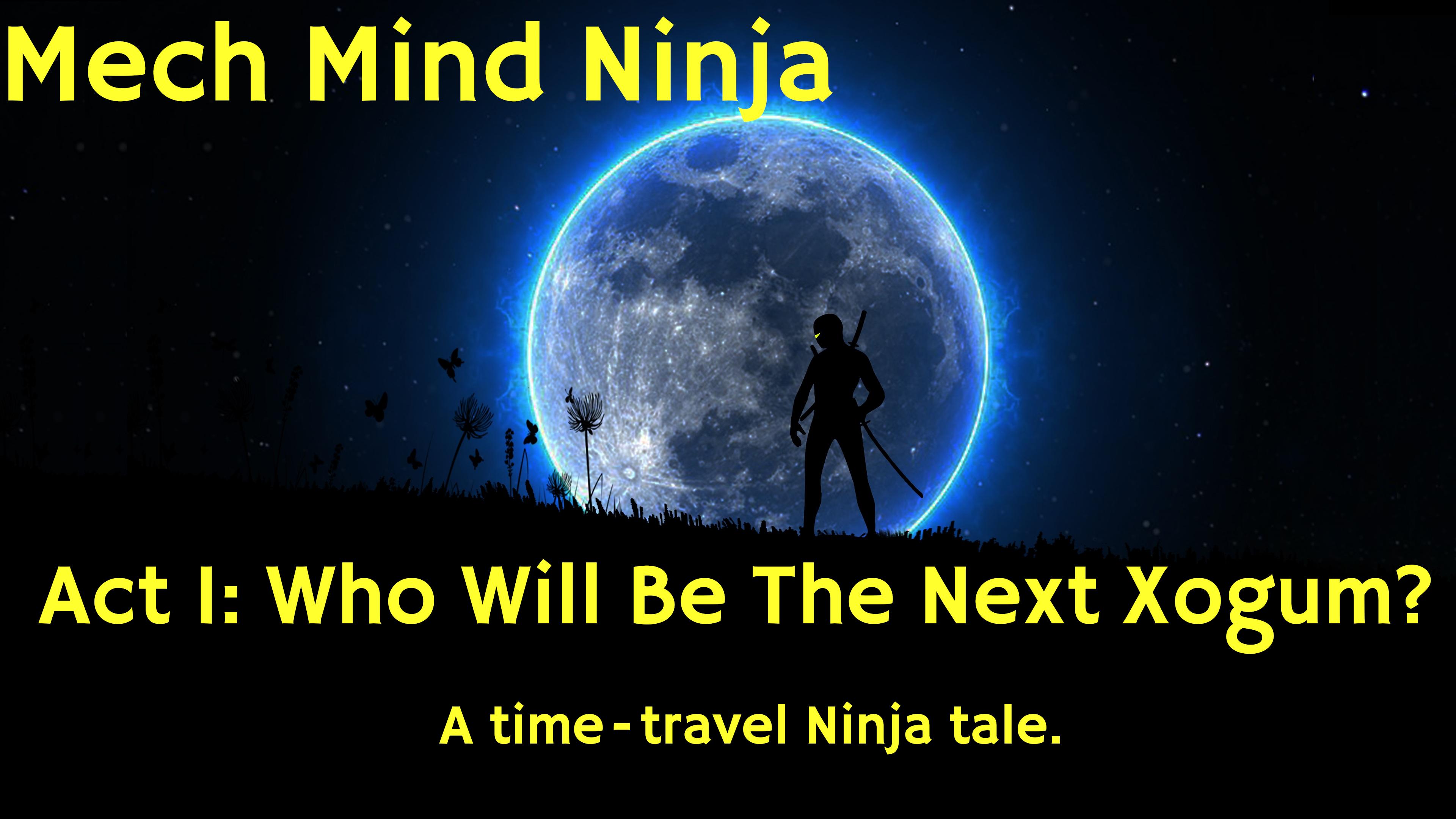 Act I: Who Will Be The Next Shogun?
