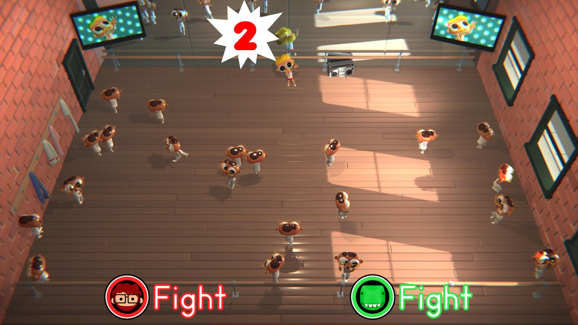 Screenshot gym