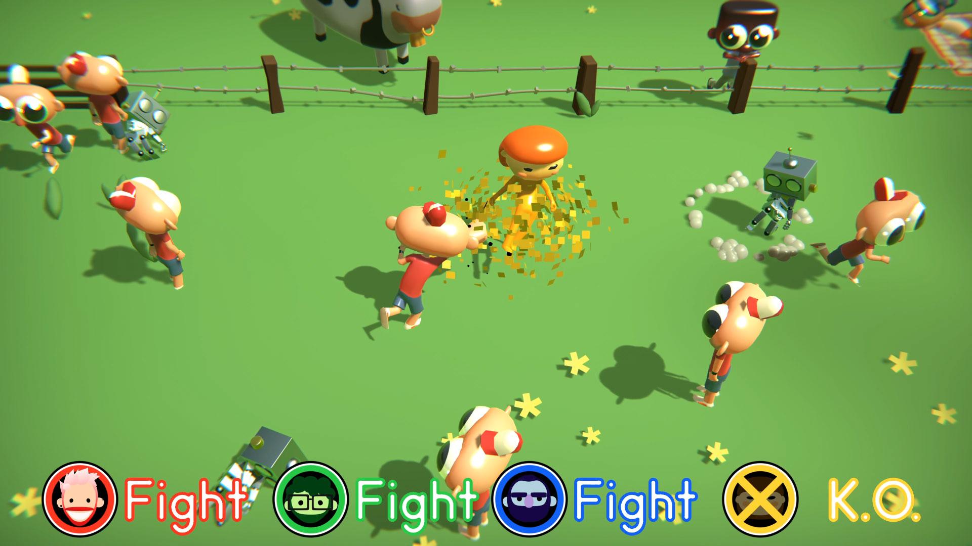 Screenshot meadow